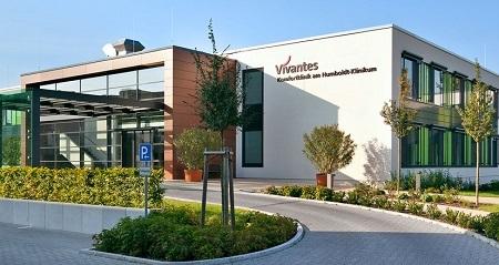 Vivantes Klinikum, клиника берлина