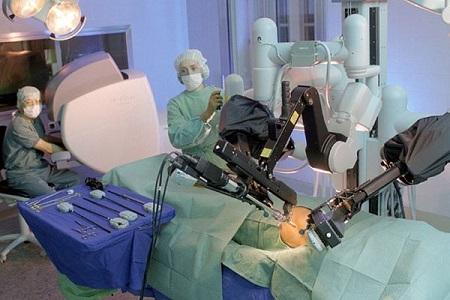 Робот-ассистированная нефрэктомия в Израиле