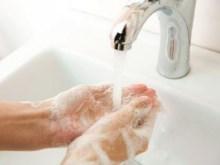 мытье рук, мыло