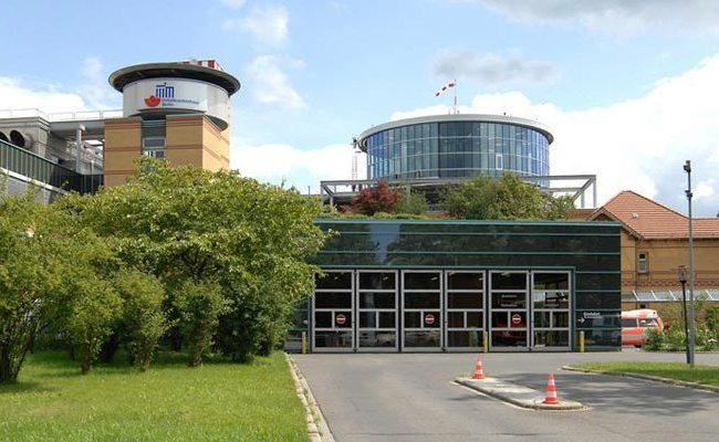 Клиника Унфалькранкенхаус в Германии