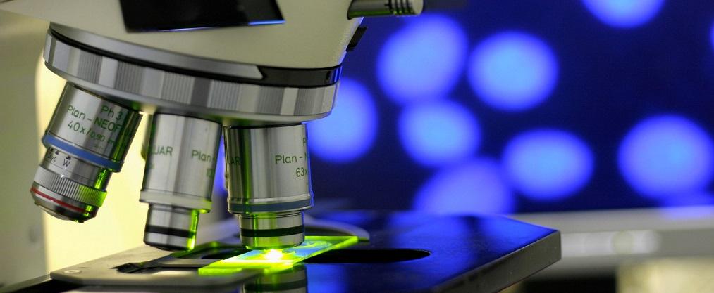 микроскоп, биохимический датчик