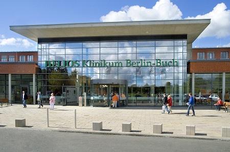 Клиника Берлин-Бух