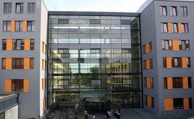 Клиника Святого Винсента в Дюссельдорфе