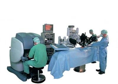 операция с помощью робота да винчи