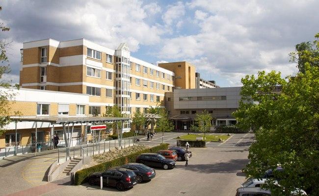 Клиника Шлосспарк, Берлин