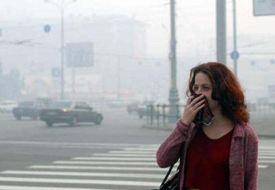Загрязненный воздух является причиной возникновения рака